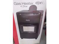 New Elpine 4.2kw Portable Calor Gas Heater
