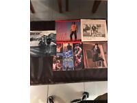 "Bruce Springsteen 7"" vinyl(5 in total)"