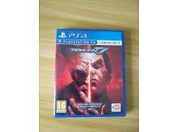 Tekken 7 - PS4 game