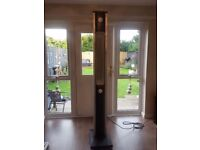 Lovely heater. As new. Mains operated, 3 settings. Pumps out some heat, has tilt. Economical.