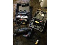 Bosch tools 110v
