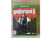 Wolfenstein II Xbox One