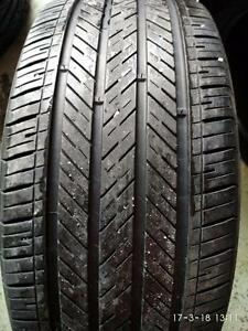 TWO 70% NEW MICHELIN 225/45R17 91H