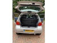 Toyota, YARIS, Hatchback, 2005, Manual, 1298 (cc), 5 doors