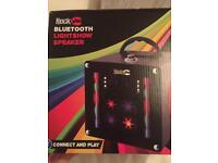 Bluetooth light show speaker