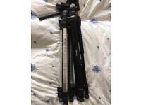 Two tripods - as new. Bargain price.