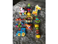 Collection of kids toys - 10 toys
