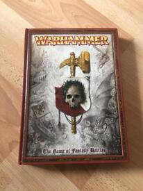 Warhammer Rulebook (Signed by author)