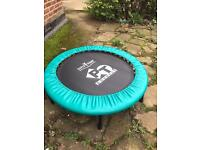 TRAMPOLINE FOR SALE GOOD USED CONDITION