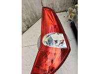 SUZUKI SPALSH 2012 DRIVER SIDE RIGHT REAR LAMP