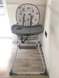Baby highchair good condition