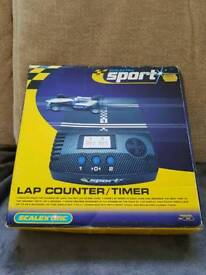 Scalexric sport lap counter/timer