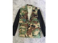 Re-worked Army style jacket