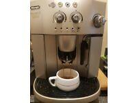 DeLonghi-Magnifica RAPIDO-Bean-to-Cup-Espresso-CappuccinoCoffee-Machine-ESAM4300