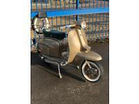 Lambretta Golden Special 150cc £4000