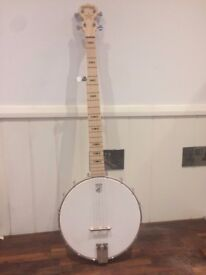 Deering Banjo - excellent condition hardly used