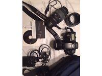 Samsung GX-10 10.2MP Digital SLR Camera with 18-55mm Schneider D-XENON Lens FOR SALE