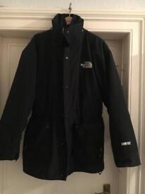 Men's Large North face gore tex jacket