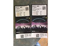 Billy Joel tickets 10th sept Wembley