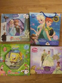 children's 3D puzzles and puzzle books for sale