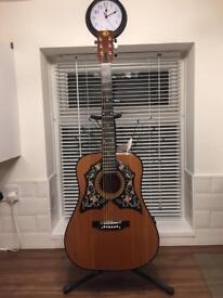 Vintage Kay model 325 Acoustic Guitar