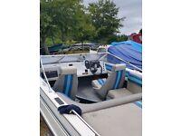 Fletcher Arrowhawk speedboat. 3.7 mercruiser. Excellent condition