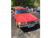 Volvo 940 GL Catalyser Estate 2.0 petrol 1991 mod (Classic)