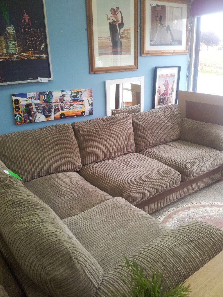 NEW LARGE SCS CORNER SOFA CAN DELIVER FREEEE