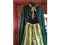 Anna coronation dress aged 11/12 years