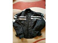 Fieldsheer motorcycle jacket (large)