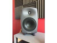Genelec 8040b studio monitors, mint condition with original boxes