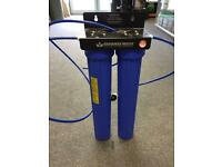 Hydroponics GrowMax Eco Grow Water Filter Purifier 480L Hydroponic 2 Stage Units