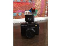 Holga 135BC camera with 15B Flash Set
