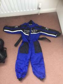 Kids Motorbike Suit