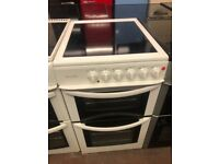 50CM WHITE ELECTRIC COOKER