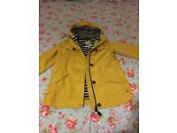 Joules Coast Jacket, size 10.