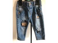 Baby zara jeans