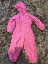 Regatta snow suit