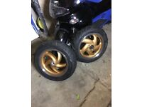 Gilera runner wheels