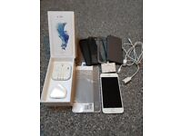 iPhone 6s, 64gb, Unlocked, Silver, Perfect Condition