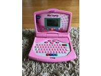 V Tech Pink Mini Laptop