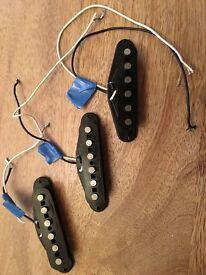Fender Stratocaster Pickup Set