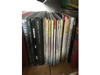 50 vinyl LP records - mainly classical (Beethoven, Bach, Wagner etc...)