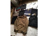Bundles men's clothes 10 items size L-XL used good condition £8