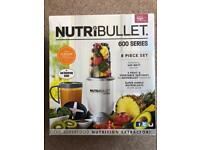 Brand new and sealed Nutribullet