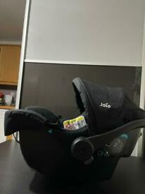 Joie Juva classic group +0 baby car seat to 1 year