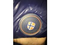 Puffer geographical Norway coat