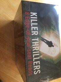 Killer Thriller Books - Ideal Gift