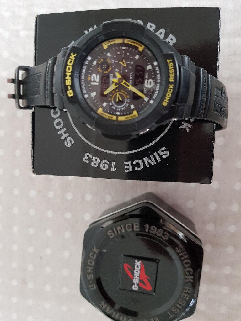 G Shock GW-3500B-1AER (5173)