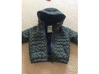 New Next Boys Jacket 12-18 Months